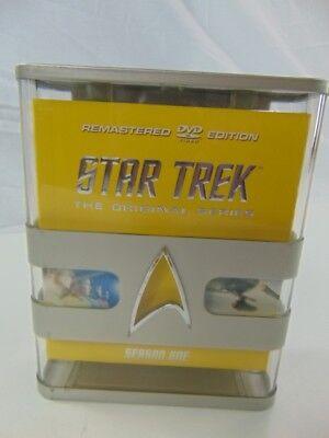STAR TREK SEASON 1 -DVD REMASTERED SET - ()