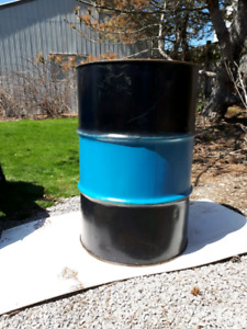 50 Gallon /200 litre steel Barrels/Drums