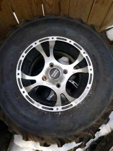 Grizzly/kodiac rims/tires