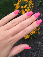 Pose d'ongles 25$ Blainville