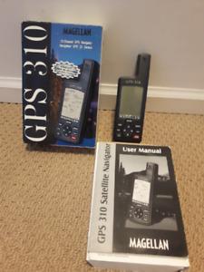 Magellan GPS 310 1.5-Inch Portable GPS Navigator