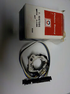 GM NOS Turn Signal Switch 1997985