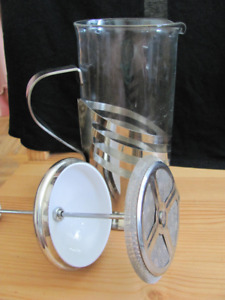 French Press for Herbal Tea  and Coffee