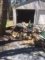 Cheaply debris junk TRASH REMOVAL/MOVING/DEMO SHED-DECK