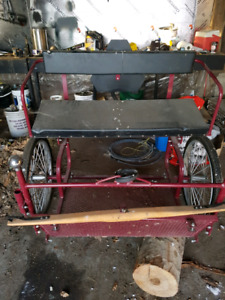 Driving cart for sale