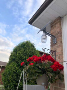 Outdoor Solar Panel Lighting
