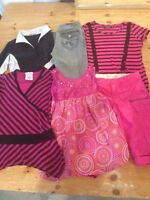 HUGE LOT GIRLS CLOTHES SIZE 8-12