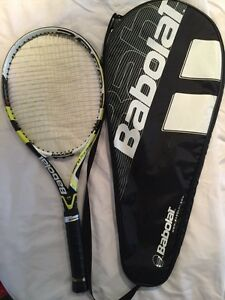 Babolat Aero Pro Drive (Brand New Grip and strings) w/ Carry bag