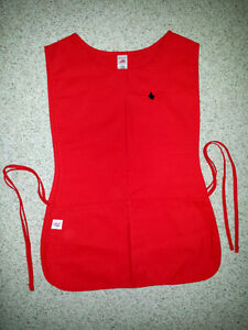 Cobbler Apron Vest .. pull over head ... made in Canada