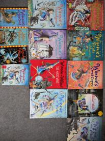 Winnie the witch 13 books