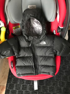 The North Face infant jacket