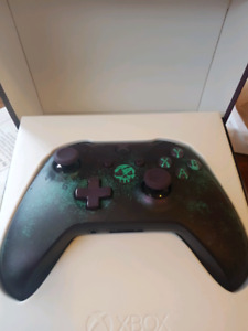 Sea of Thieves controller with 14 day xbox live pass
