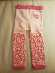 Baby Legs size 2-4T cropped leggings