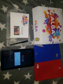 Alba 7inch Tablet 16GB (touch broken)