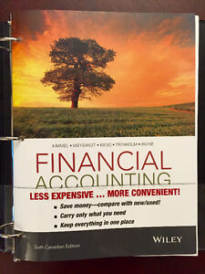Financial Accounting: Tools for Bus. Decision Making (BUS 285)