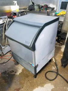 Scotsman under-counter ice machine