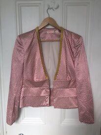 Sass & Bide Silk Blend Blazer