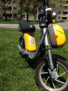 *** THE BEST SCOOTER EVER / SWITCH-EMMO-DYAD  ***