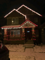Christmas Lights by Christopher