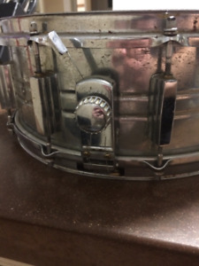 15 x 6 steel snare - 1960s or 1970s