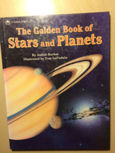 The Golden Book of Stars and Planets