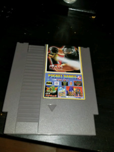 2 nes multi game cartridges
