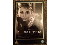 The Audrey Hepburn Collection DVDs
