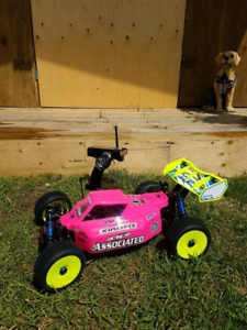Team ascotiated rc8.2e upgraded buggy