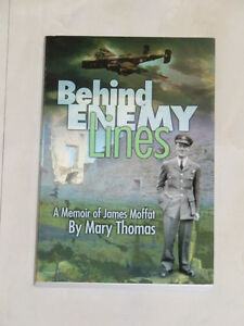 WWII book with Timmins connection -- Behind Enemy Lines