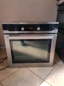 Blomberg multifunction single electric oven built in 60cm