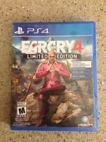 FARCRY 4 PS4 Limited ED - Cheap