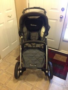 Quinny Stroller Cambridge Kitchener Area image 1