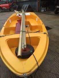 SKIPPER 14 dinghy boat