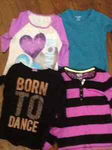 Girls clothes age 8
