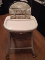 Summer brand high chair.