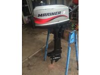 Mariner 5hp outboard motor