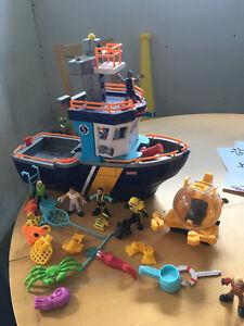 Fischer Price Imaginex ship Regina Regina Area image 1