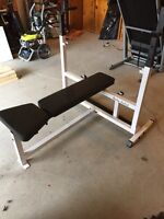 Body Solid Power Center Bench