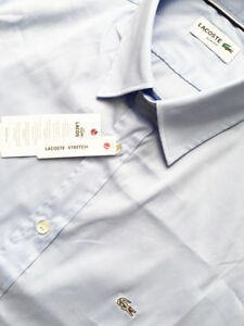 Chemise homme — LACOSTE® / CH2561 (exclusif)