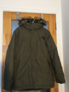 Lot manteau North Face + botte Timberland homme - possible seul