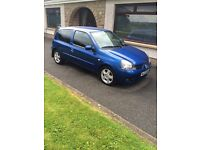 2007 Renault Clio Campus 1.5dci I. Music Edition