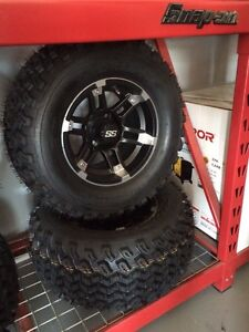 "Golf Cart Tires & RIM's, Alloy Rims for sale! 10-14"" Kitchener / Waterloo Kitchener Area image 8"