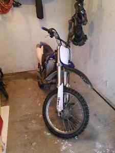 Would like to sell my yz426f for a plow or sell