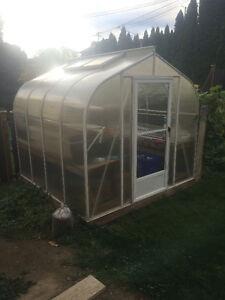 BC Greenhouse 8X8