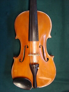 Violin, Viola, Cello & Mandolin.- Sales, Repairs & Set-up