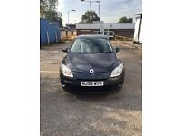 Renault Megane 2009 low mileage