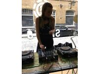 Female HOUSE/ TECH HOUSE/ CLUB CLASSICS DJ!