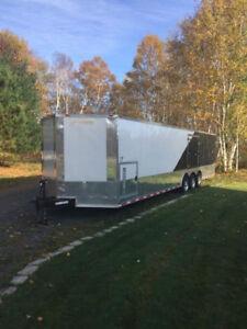 32' Enclosed car trailer