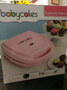 Cupcake Maker. Make your own awesome cupcakes!