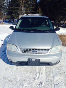 For parts or a fixer upper 2003 Ford Windstar Sport Other